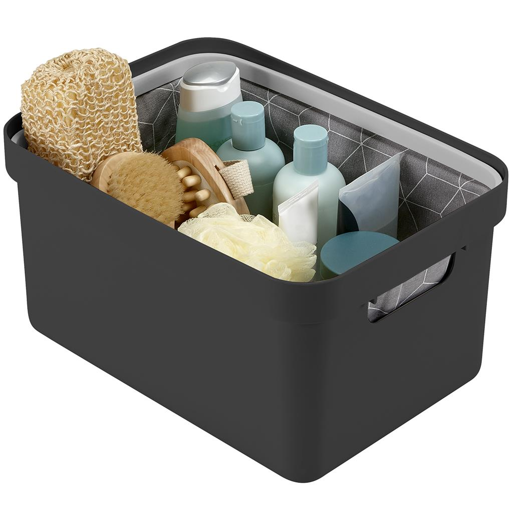 Sigma home storage box 13L anthracite