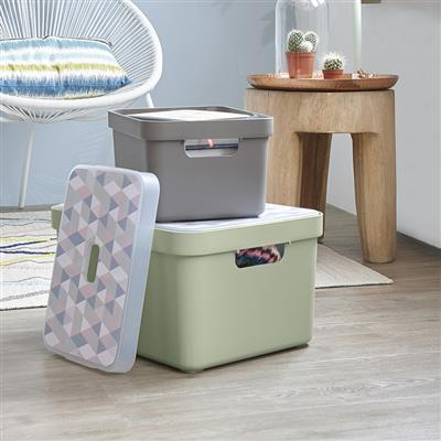 Sigma home deksel triangel - opbergbox 24L en 32L