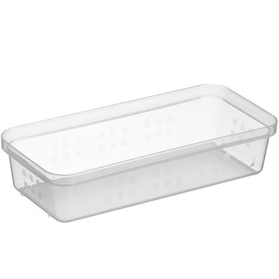 Square Schreibstift basket transparent