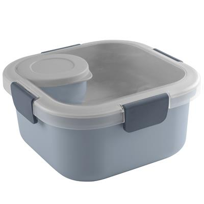 Sigma home Food to go lunchbox blauw