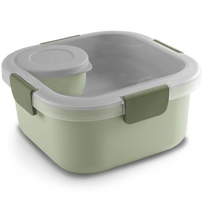 Sigma home Food to go lunchbox groen