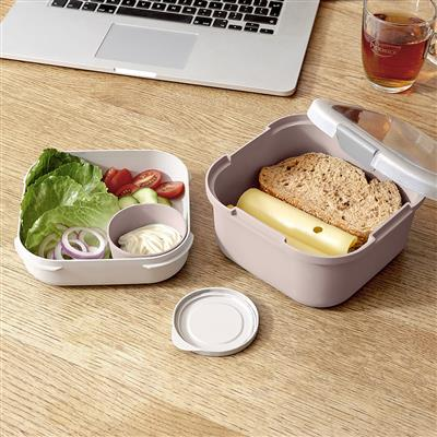 Sigma home Food to go lunchbox rose