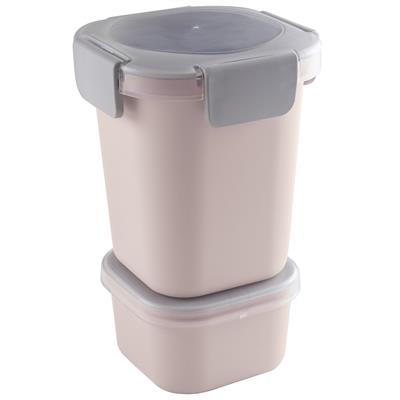 Sigma home Food to go Lunchbecher rosa